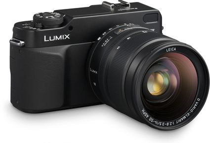 Panasonic's Lumix DMC-L1