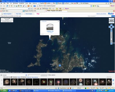 Flickr Geotagging