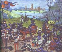 The Battle of Azincourt