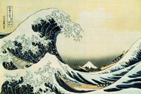 Hokusai: The Great Wave