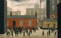 Lowry painting 1927