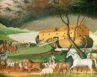 Noahs Ark by Edward Hicks
