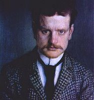 Sibelius: self portrait.