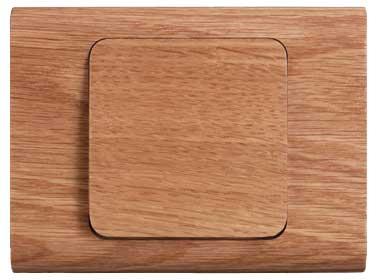 R3project enchufes e interruptores madera y pl stico - Llaves de luz precios ...
