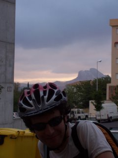 Salida en Antequera