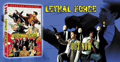 Lethal Force - Out Now!