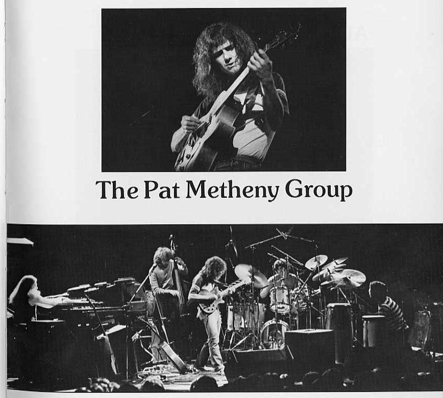 pat metheny group sacd