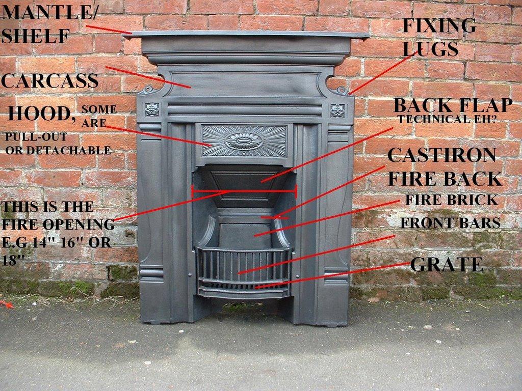 fireplace restoration