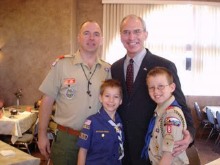 Congressman Beauprez in Iraq