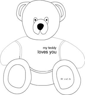 teddy loves you