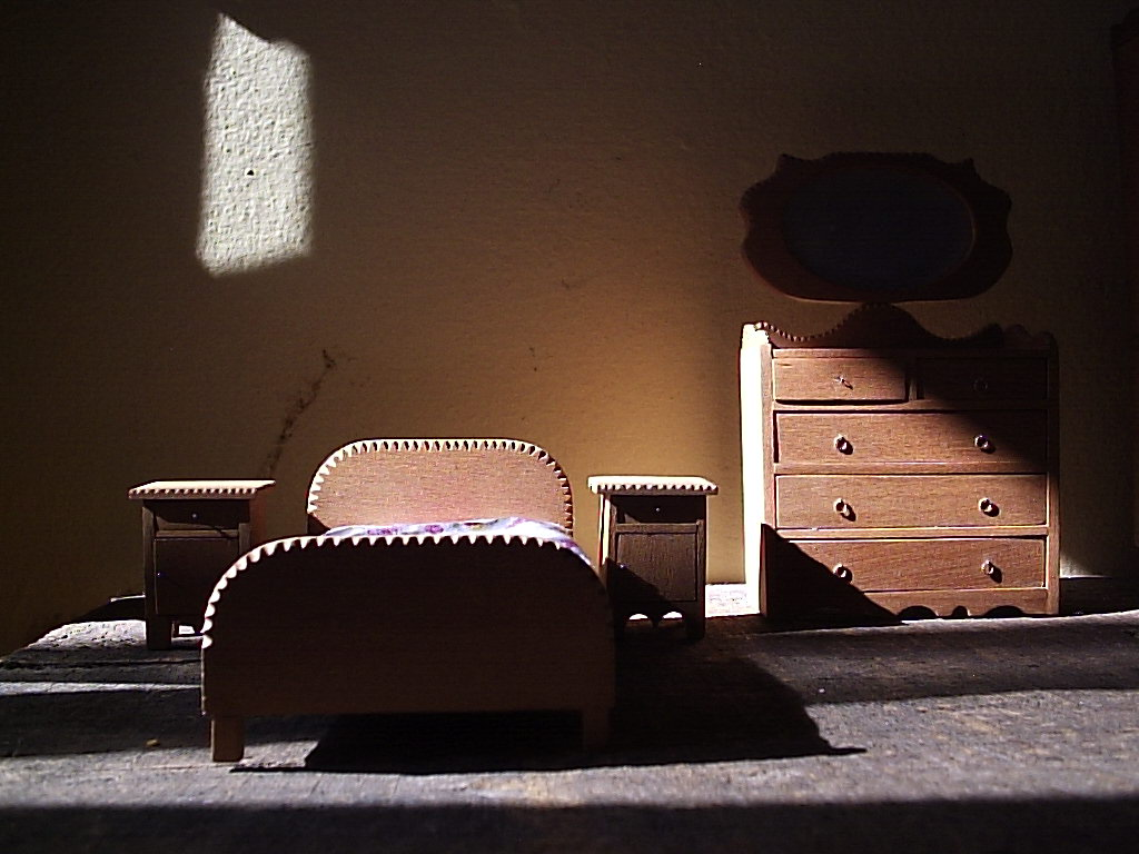 Diario de dise o muebles chiquitos for Muebles el abuelo