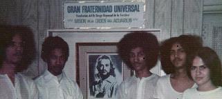 En su entrada a la GFU.