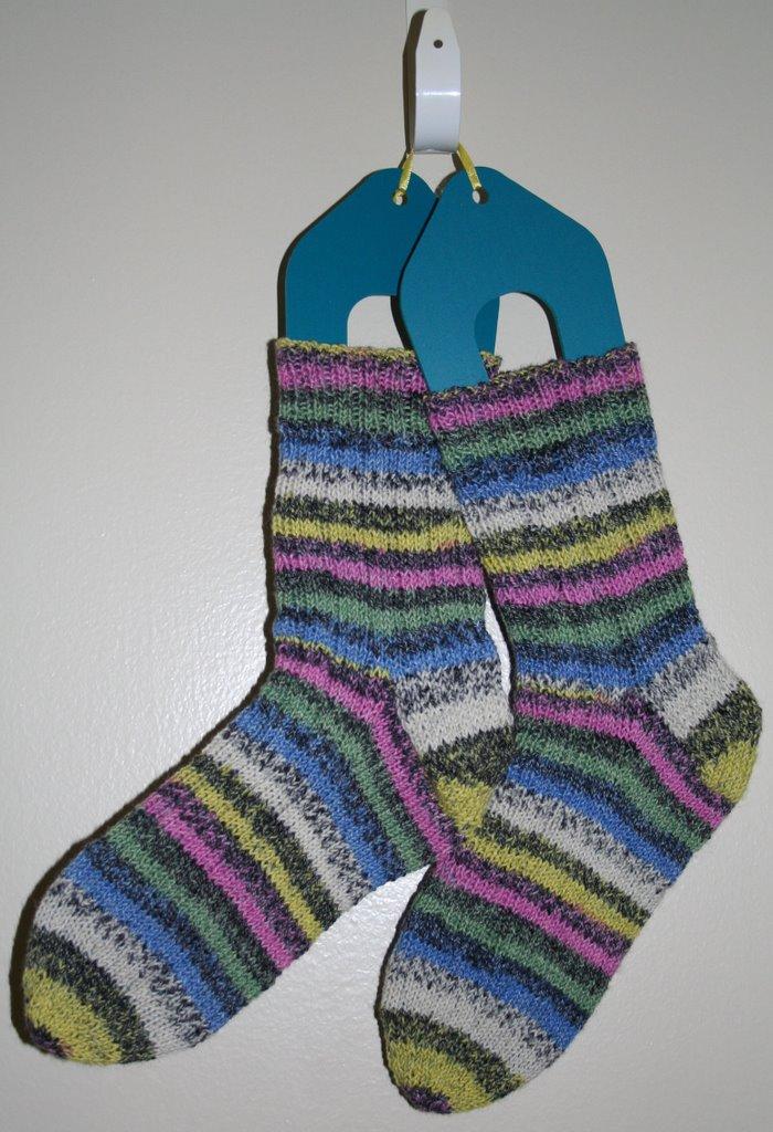 Knitting Vintage Socks Nancy Bush : Practice makes