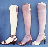 Potkolene ženske proteze za cipele sa visokom potpeticom