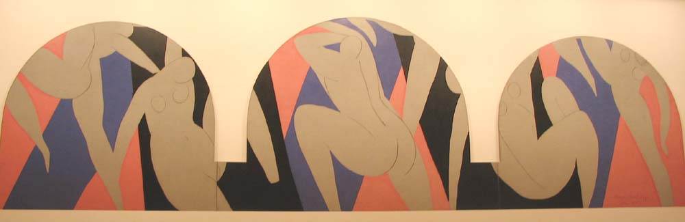 Henri Matisse, La Danse, Paris version