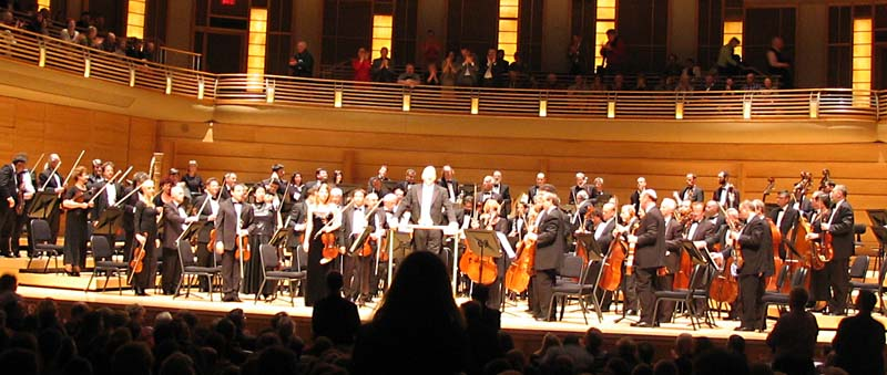 Jerusalem Symphony Orchestra, Strathmore, February 27, 2006