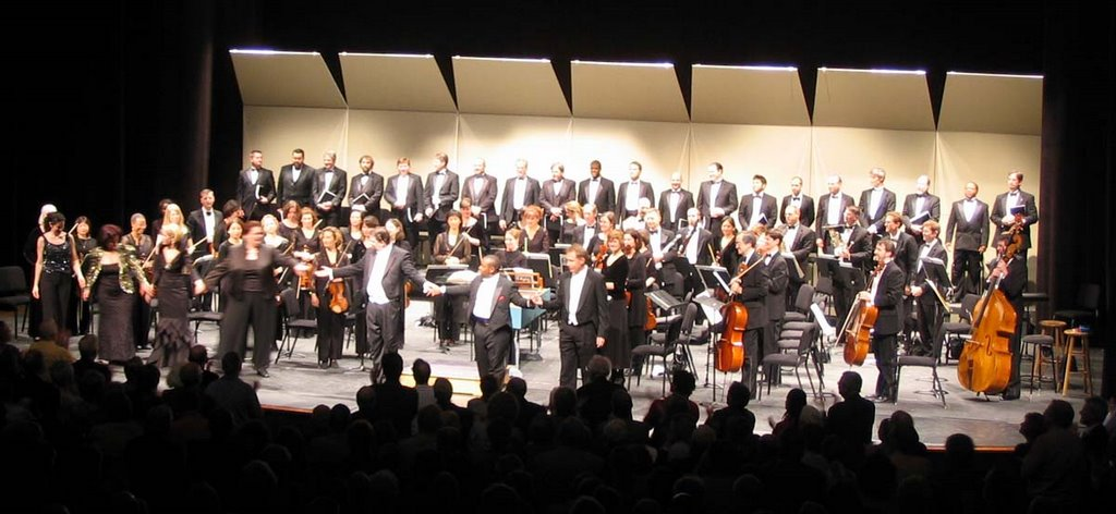 Washington Concert Opera, Tancredi, April 2, 2006