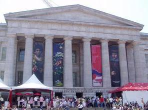Reynolds Center for American Art and Portraiture, photo courtesy of Heather Goss, DCist