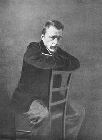 Hugo Wolf, composer (1860-1903)