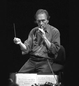 Claudio Abbado, conductor