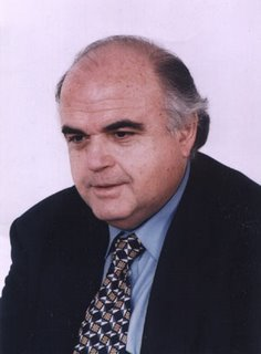 Lycourgos Angelopoulos, director of Byzantine Choir of Greece
