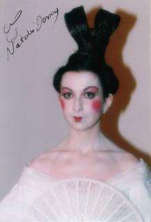 Soprano Natalie Dessay as Olympia, thanks to Sandy Steiglitz for the image