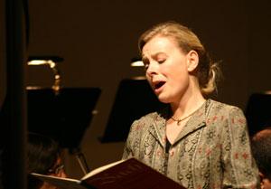 Ditte Højgaard Andersen, soprano