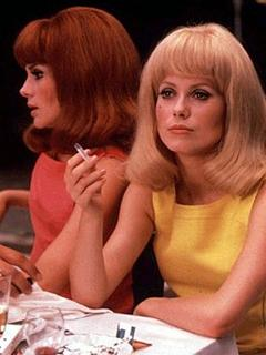 Franoise Dorlac and Catherine Deneuve, Les Demoiselles de Rochefort