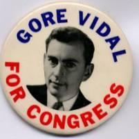 Gore Vidal for Congress, 1962