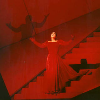 Maria Guleghina as Lady Macbeth