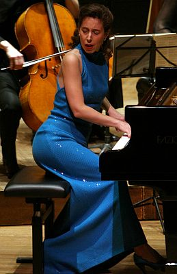 Angela Hewitt, Alice Tully Hall, 2005, photo by Hiroyuki Ito