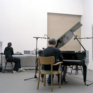 Alva Noto and Ryuichi Sakamoto, Insen, photo by Kai von Rabenau