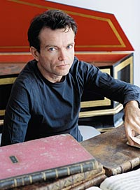 Christophe Rousset, harpsichordist and conductor