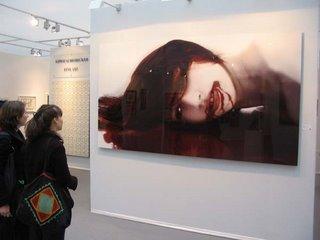 Ximo Lizana, Frágil espejismo, 2006, digital photograph, Galería Punto