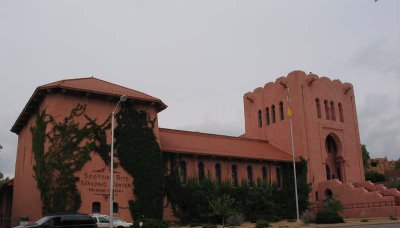 Scottish Rite Masonic Temple, Santa Fe, N.Mex.