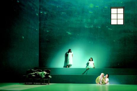 Das Rheingold, Aix-en-Provence Festival, 2006, directed by Stéphane Braunschweig