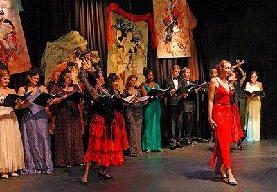 Opera Bel Cantanti, Salut à la France, 2006