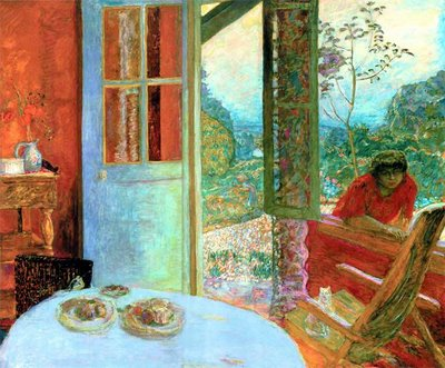 Pierre Bonnard, Salle à manger à la campagne, 1913, Minneapolis Institute of Art