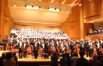 Baltimore Symphony, Carlos Kalmar, Meyerhoff Hall, April 28, 2006