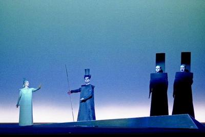 The Ring Cycle, Théâtre du Châtelet, Fall 2005