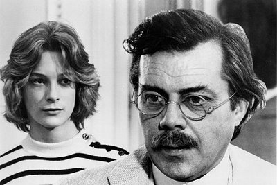 Bjørn Andresen (Tadzio) and Dirk Bogarde (von Aschenbach), Death in Venice, directed by Luchino Visconti
