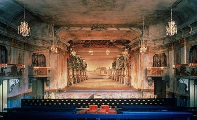 Stage, Drottningholms Slottsteater