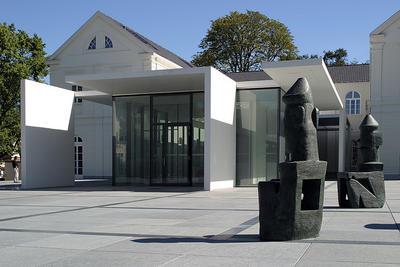 Max Ernst Museum, Brühl, designed by Thomas van den Valentyn