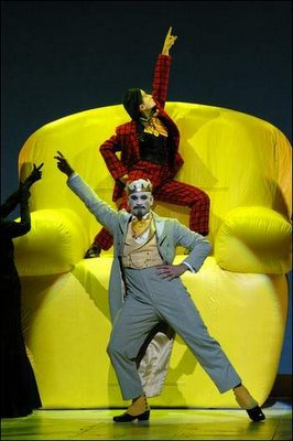 Emmanuel Chabrier, L'Étoile, L'Opéra de Montréal