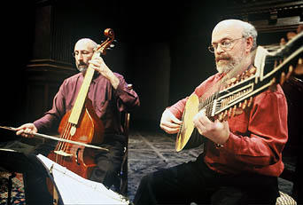 Robert Eisenstein and Christopher Kendall, Folger Consort