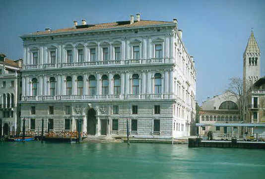 Palazzo Grassi, new home of François Pinault's collection in Venice