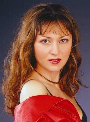 Olga Guryakova, soprano
