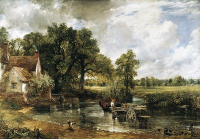 John Constable, The Haywain, 1821