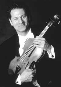 Miles Hoffman, violist