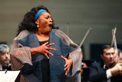 Jessye Norman, soprano